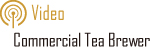 Commercial Tea Brewer